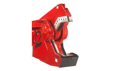 ShearForce Shear Blade Excavator Attachment