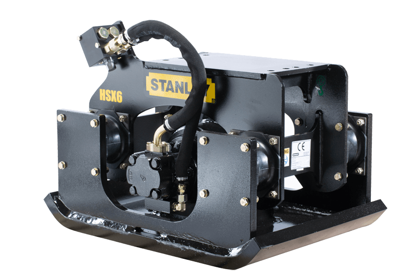 Stanley Compactors Shearforce Equipment