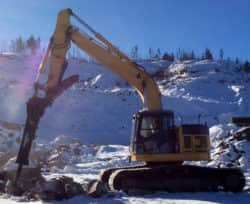 frozen-ground-hydraulic hammer