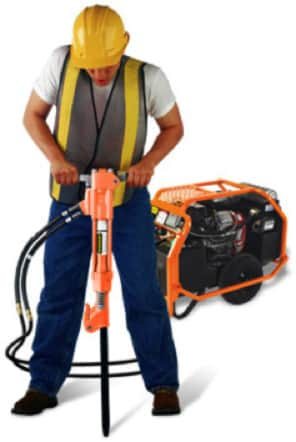 Hydraulic Handheld Tool