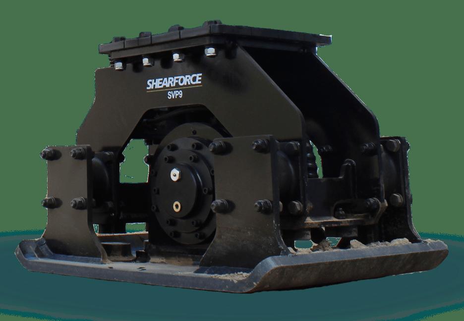 Excavator Hydraulic Plate Compactor Excavator Attachments
