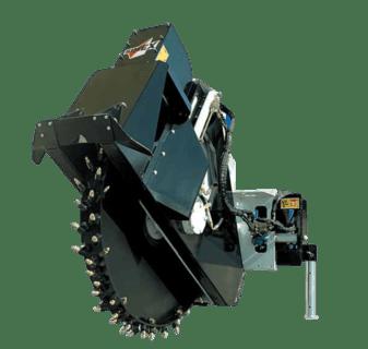 Simex T 300 Wheel excavator