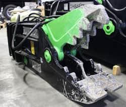 ShearForce RDP5 Pulverizer Excavator Attachment