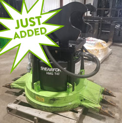 shearforce hmgt 42 magnet with teeth for sale rent used