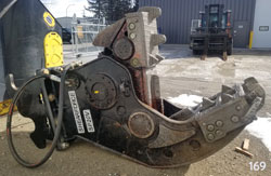 shearforce sp20v pulverizer for sale rent used