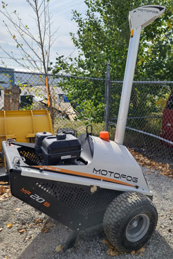 motofog mf20b portable dust suppression for sale used rent canada