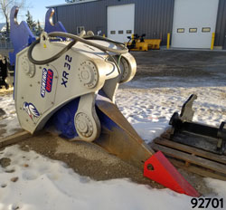 Xcentric Ripper XR32 for sale on rent used canada