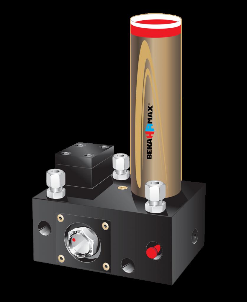 BEKA-Hamax-2-Pump-auto lube system hammer excavator breaker