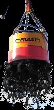 moley magnetics esa hydraulic magnet