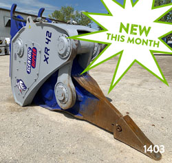 xcentric ripper xr42 for sale used rent
