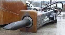 shearforce hr380 hydraulic hammer
