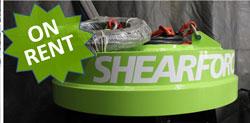 shearforce bmg42 battery powered magnet excavator