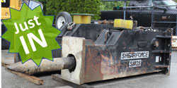 shearforce sm25 hydraulic hammer for sale used