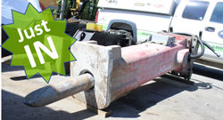 labounty lmb4035 hydraulic hammer used for sale