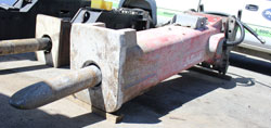 labounty lmb4035 hammer excavator used for sale