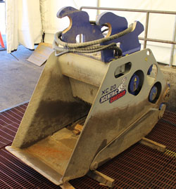xcentric crusher xc20 for sale rent used shearforce equipment