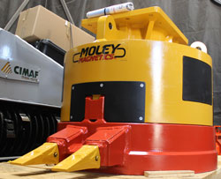 moley magnetics esa 42 with teeth for sale rent used
