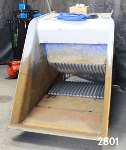xcentric crusher xc30 crusher bucket for sale rent used