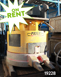 moley magnet ESA42 used for sale rent canada