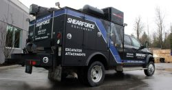 shearforce terrafirma mobile service truck nisku edmonton alberta