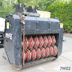 simex vse30 screening bucket for sale rent used canada