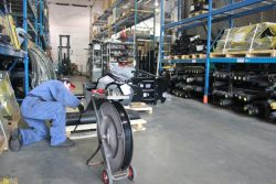 shop yard assistant job available langley bc
