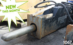 shearfroce sm45 hammer for sale used rent canada