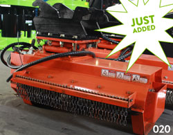 shearforce fm1100 flail mower for sale used rent canada