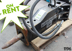 Shearforce sm9 for rent on sale used canada