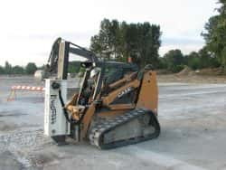 Skid steer attachments from ShearForce
