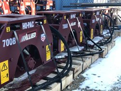 allied compactor used for sale edmonton alberta shearforce terrafirma rental