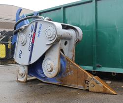 XR50 Excavator Attachment