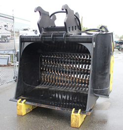 remu pd3160 screening bucket for sale used rent