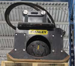 Stanley HSX3 Mounted Hydraulic Compactor
