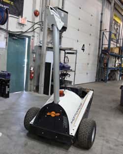 leotech motofog mf40d dust suppression used