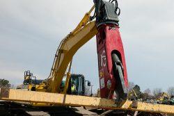 labounty shear scrap demolition processing
