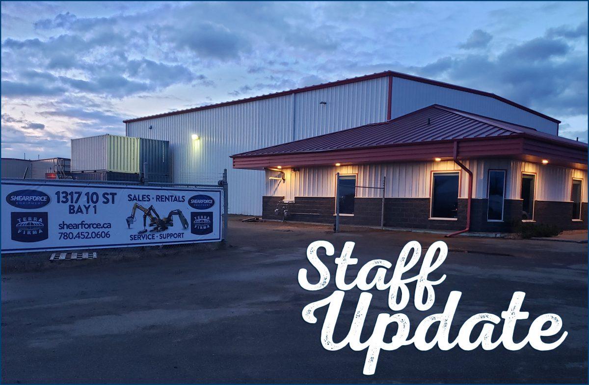 shearforce equipment staff team rental sales