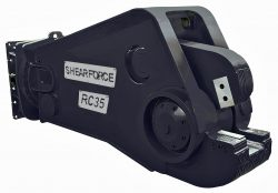 SHEARFORCE RC35 BLACK SILVER 2