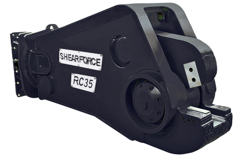 SHEARFORCE RC35 rail cutting shear