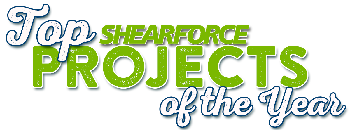 shearforce equipment top product projects 2019 2020