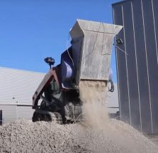 xcentric crusher bucket for skid steer for sale rent canada