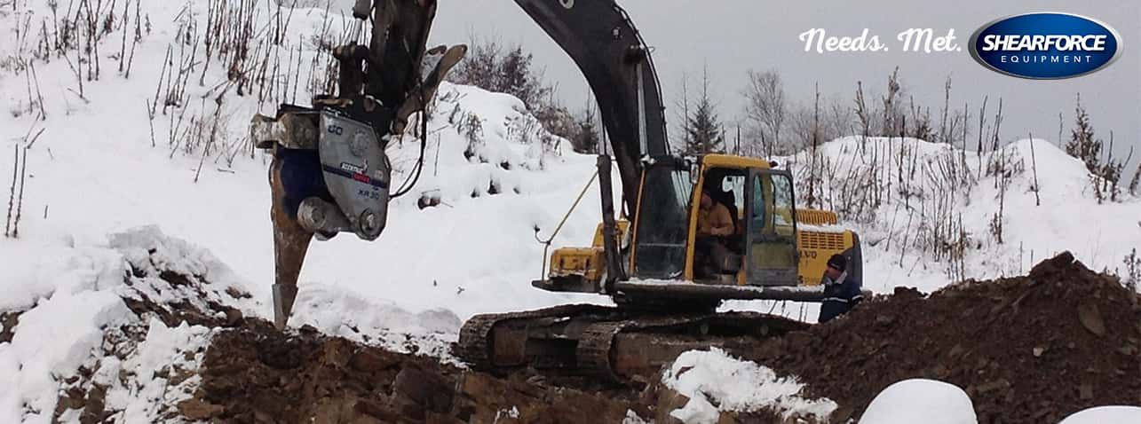 Frozen Ground Excavation: The Contractor's Guide to Excavating