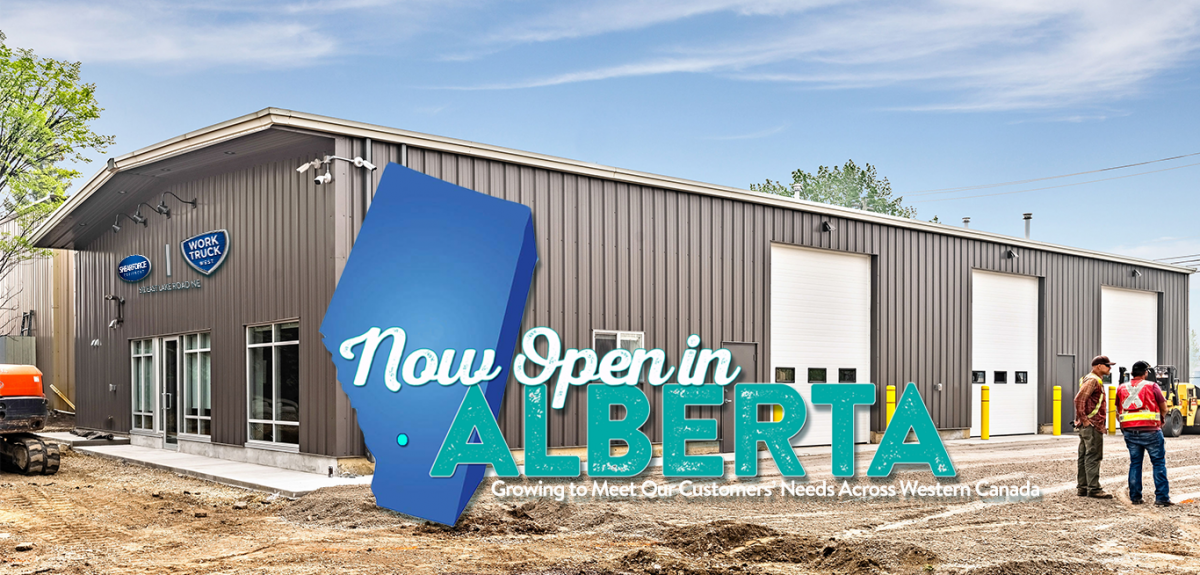 Now open in Alberta