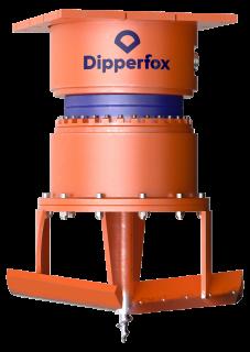 dipperfox stump crusher stump remover stump grinder attachment excavator for sale rent canada