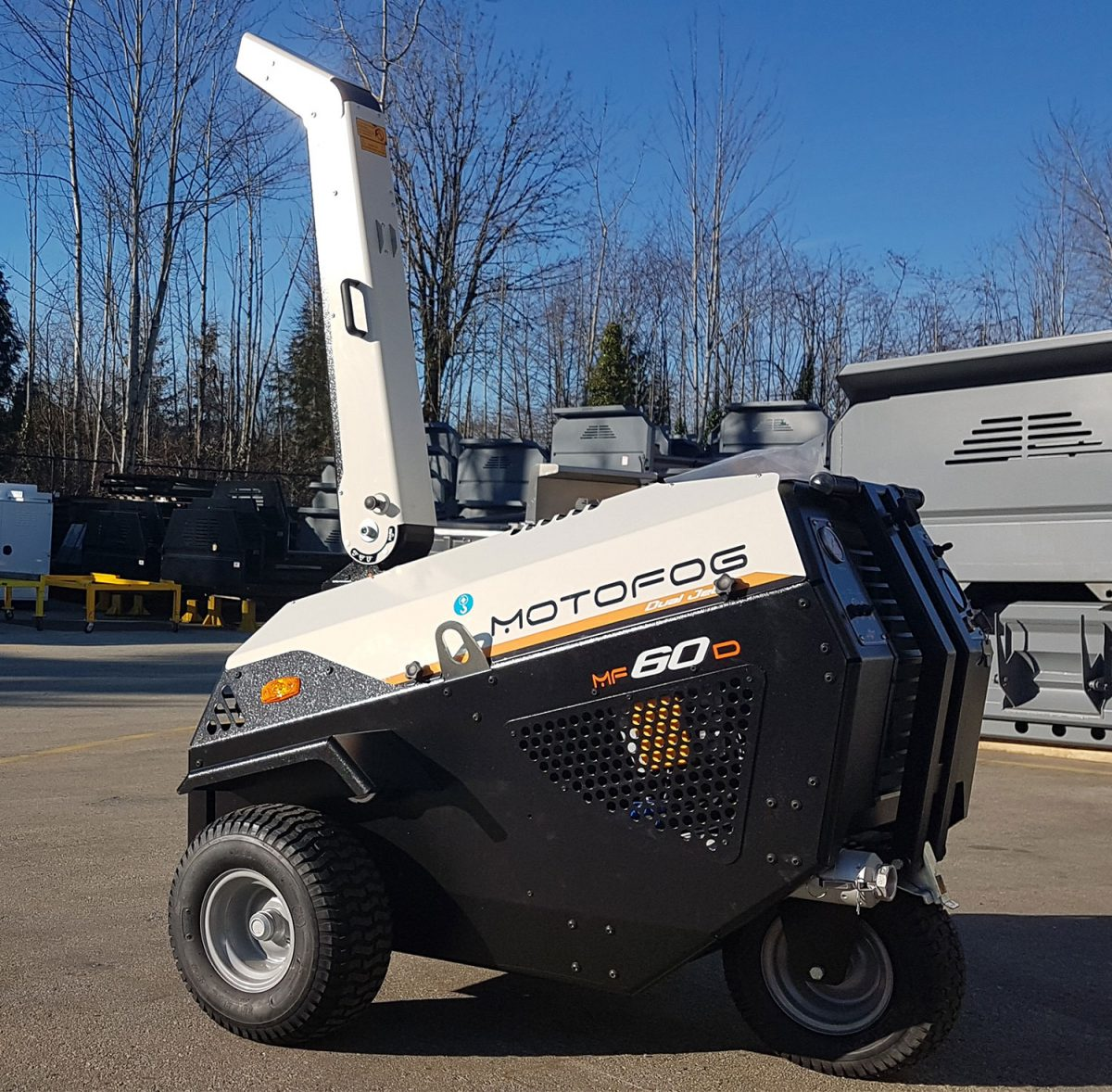 motofog mf60d portable dust suppression for sale rent used canada