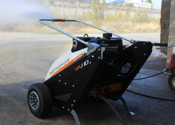motofog mfj10 dust suppression for sale used