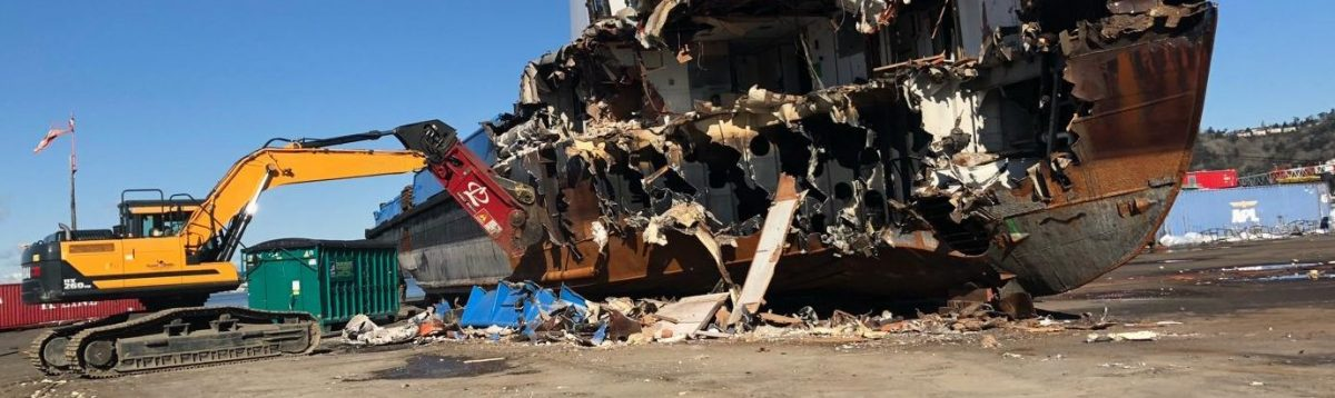 shear demolition rental alberta british columbia