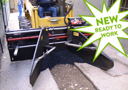 simex-asphalt-float-for sale rent skid steer