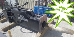 shearforce sm35 hammer for sale rent used