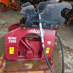 allied 2300 hydraulic compactor used for sale rent canada
